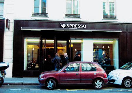 네스프레소의 커피 혁명