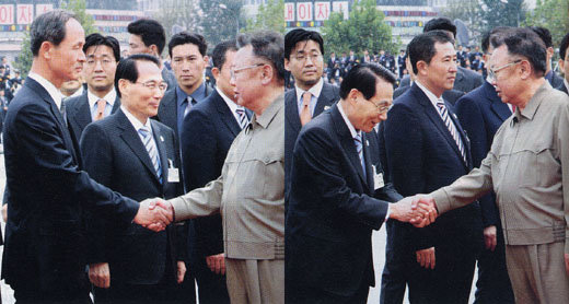 집권 386과 짝짜꿍 대북공작은 헛바퀴 요란법석 5년 허송