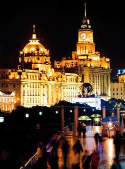 새로 쓰는 천일야화, 상하이는 밤이 좋아!