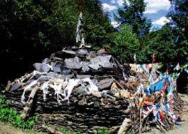 영혼까지 맑고 자유로운 티베트 神
