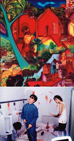 인도 현대미술: 일상에서 상상까지