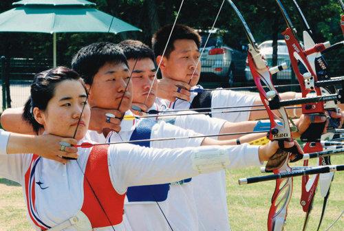 베이징올림픽  톱10 박태환에게 달렸다