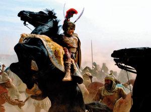알렉산더는 영웅인가, 파괴자인가