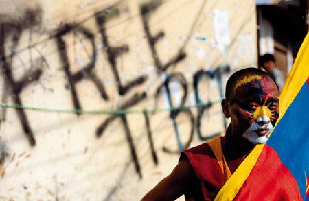 티베트는 누구의 나라인가