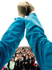 대한민국 '우향 우'… 보수에 의한 개혁 시동