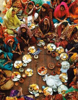 채식 옛말 고기 먹는 인도인