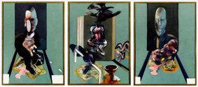 기괴한 그림만 고집 베이컨은 현대판 종교화가