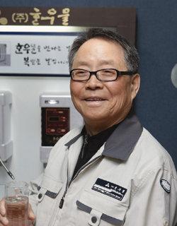 """""""좋은 물 고객들 신뢰와 입소문 부담 없는 가격에 정수기 보급"""""""