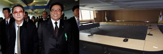 韓赤 임원 잇단 부적절 처신 '구설'