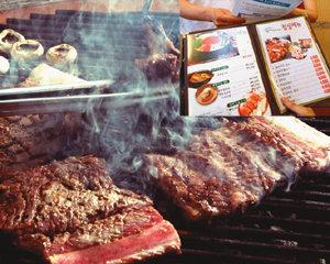 공짜 쇠고기 장조림 반찬도 반드시 원산지 표시해야죠