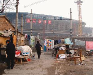 """베이징 서민들 """"올림픽은 괴로워"""""""