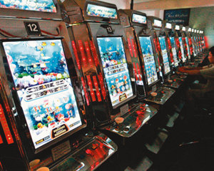 Adult gambling room crackdown