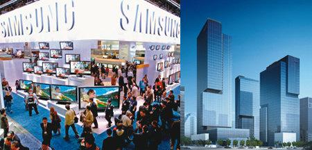 '한국' 몰라도 '삼성'은 안다 177억$ 가치 '명품 브랜드'