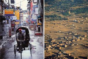 네팔에서 접한 미완성 순애보