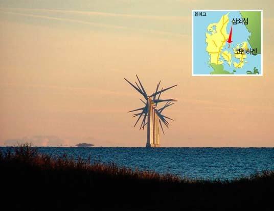낙후된 시골 섬이 10년 만에 재생에너지 메카로