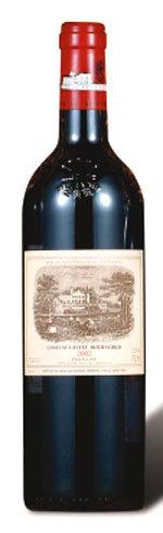 제비꽃 향기, 세계 최고의 보르도 와인