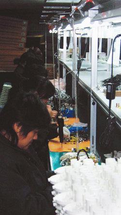 長江 뒤물, '앞물' 한국 기업 밀어낸다