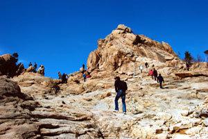 설악산과 동해, 거룩한 자연, 영원한 생명력