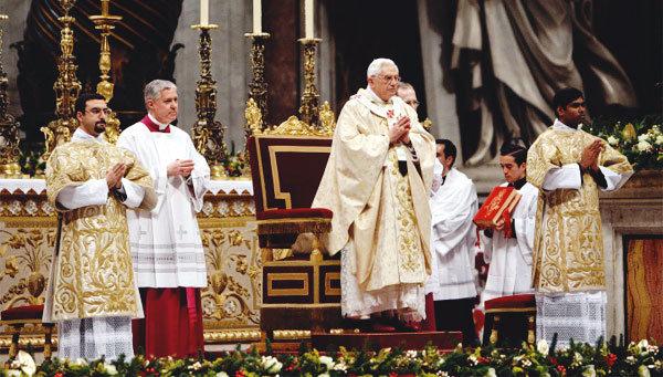 """""""교황님은 억울하다""""?"""