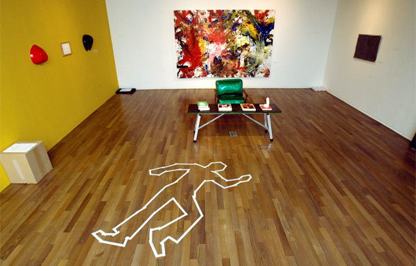 누가 미술평론가들을 죽였나