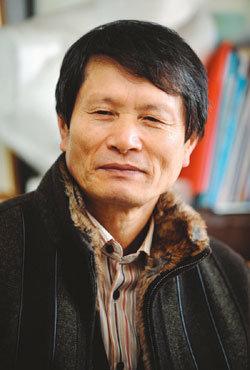 교수들의 선생님 수채화 40년 예찬
