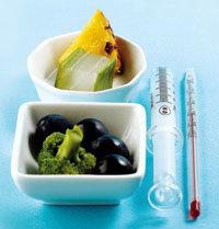 '복합탄수화물 + 3색 채소·과일'로 뇌 깨우고, 몸매 챙기고!
