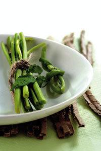우리 땅 기운 듬뿍 담긴 채소를 생식하라!