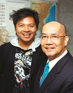 '한국 사랑' 영화에 담은 필리핀 대사 부자