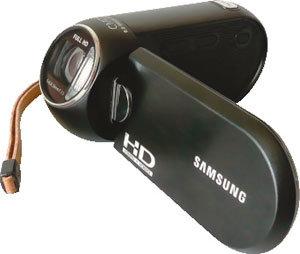 풀HD 핸디캠의 이단아 삼성 HMX- R10