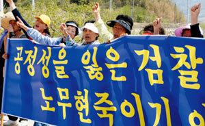 """""""노무현은 국민 향해 '수동적 공격'을 하고 있다"""""""