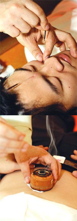 한방 탕(湯)과 '허임 침법'으로  알레르기 '역병'쫓는다