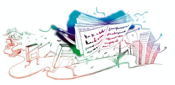 인생의 마라톤 결국은 '책벌레'가 승리