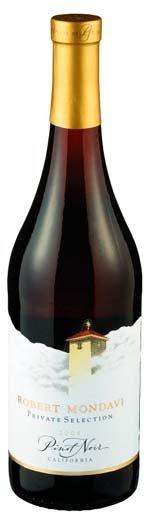 미국 와인의 역사를 만든 로버트 몬다비가의  피노 누아