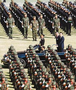 육군은 숨통,해·공군 전략증강은 연기