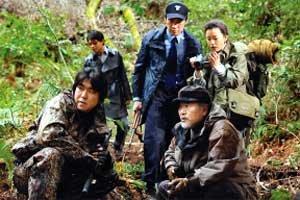 식인 멧돼지의 무차별 인간사냥