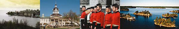 캐나다 비경 앞에 더위를 잊다