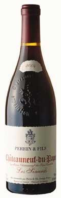 명상을 위한 와인 샤토뇌프 뒤 파프 '레 시나르'