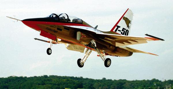 T-50(고등훈련기) 싱가포르 창공에 날아오르나
