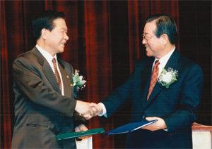 한국 위상 높인 브랜드 파워 대통령