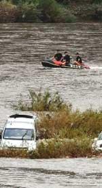 北 '水攻'에 야영객 6명 사망 남북 화해모드 급속 냉각