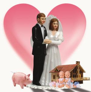 결혼은 누가 뭐래도 '남는 장사'