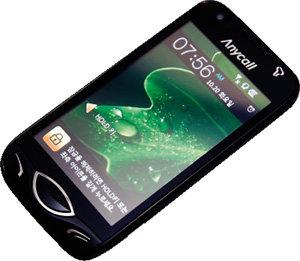 빠르고 쉬워진 스마트폰, 삼성 '옴니아2'