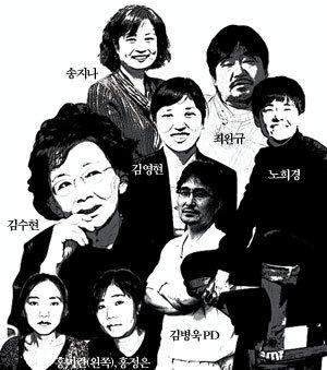 우릴 매혹시킨 드라마 작가 10인 탐구