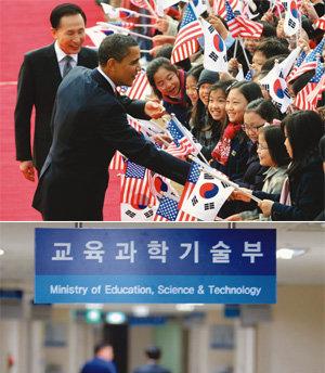 오바마 취임 후 첫 방한 북핵문제, FTA 등 논의 外