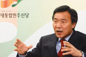 역전승 여유 손학규 '정중동'