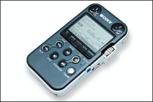 格이 다른 녹음의 세계 소니 'PCM-M10'