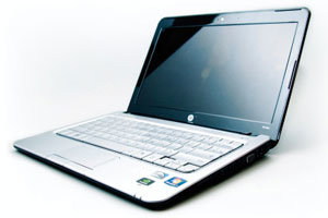3D 게임도 너끈한 넷북, HP '미니 311'