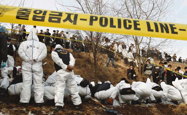 한국인들은 법보다 주먹이 먼저?