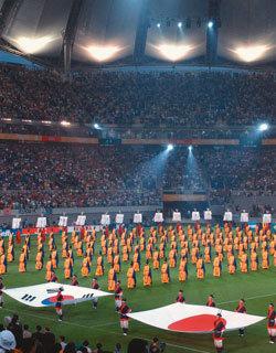 2002 월드컵, 협력과 경쟁의 추억