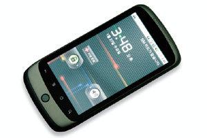 안드로이드 스마트폰의 기준 구글 '넥서스 원'